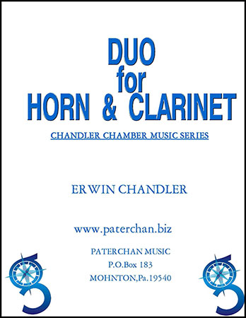 Duo for Horn and Clarinet