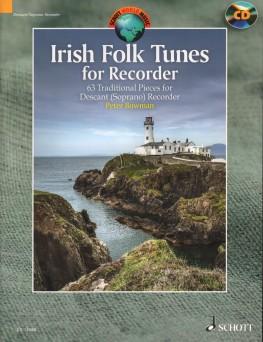 Irish Folk Tunes for Recorder