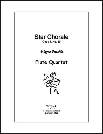 Star Chorale Opus 8, No. 10