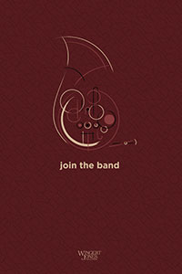 Concert Band Recruitment Poster