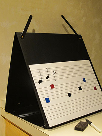 Prop It 5-in-1 Portable Music Educator's Teaching Tool