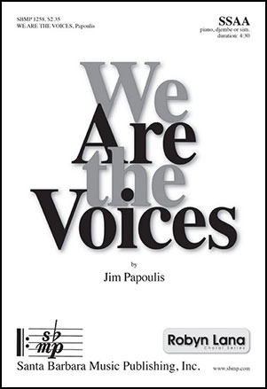 We Are the Voices Thumbnail