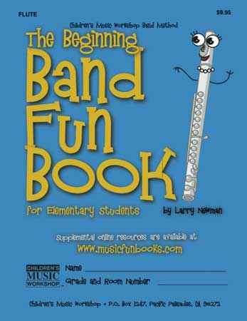 The Beginning Band Fun Book