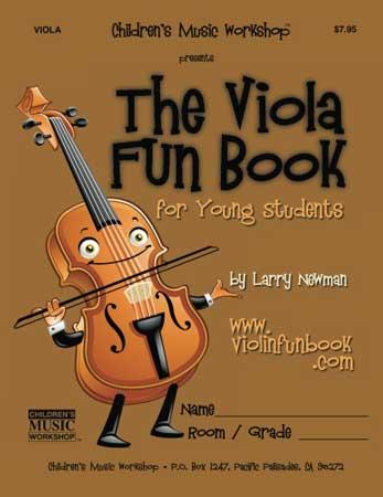 The Viola Fun Book