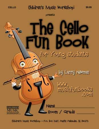 The Cello Fun Book