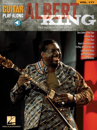 Guitar Play Along Vol. 177 Albert King