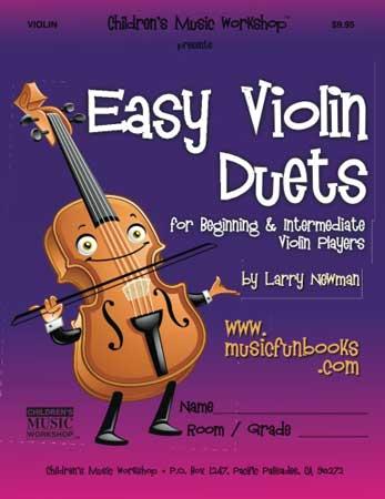 Easy Violin Duets