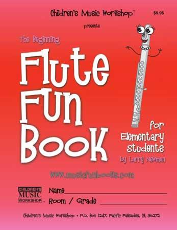 The Beginning Flute Fun Book