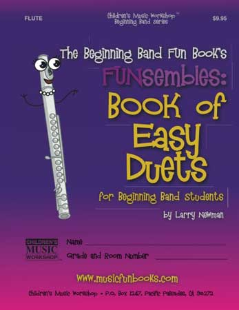 FUNsembles Book of Easy Duets