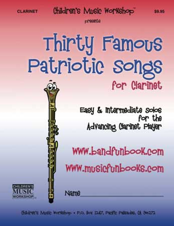 Thirty Famous Patriotic Songs