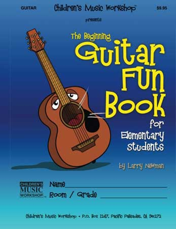 The Beginning Guitar Fun Book