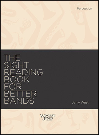 The Sight-Reading Book for Better Bands Cover