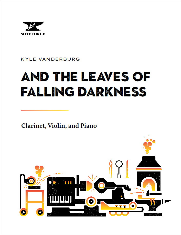 And the Leaves of Falling Darkness