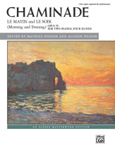 Le Matin and Le Soir, Op. 79