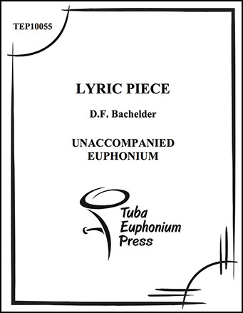 Lyric Piece for Euphonium