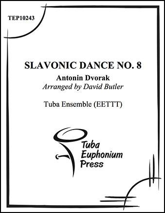 Slavonic Dances Op. 46 #8