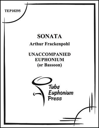 Sonata for Solo Euphonium