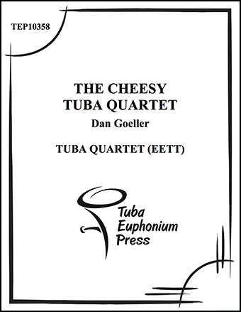 The Cheesy Tuba Quartet