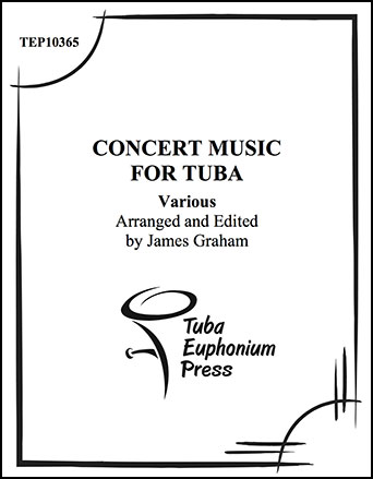 Concert Music for Tuba