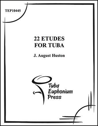 22 Etudes for Tuba