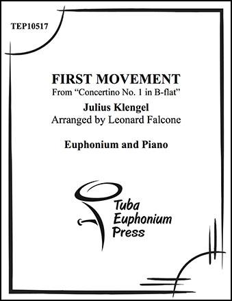 Concertino #1 in B-flat Major