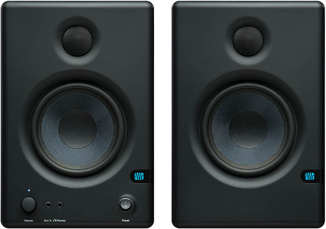 Eris E4.5 Studio Monitors  BT