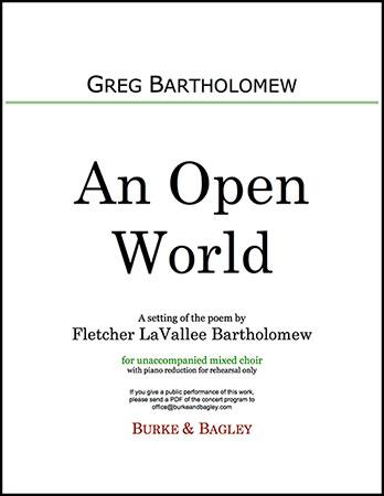 An Open World Thumbnail