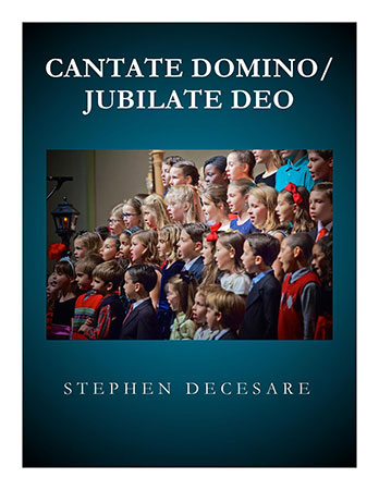 Cantate Domino / Jubilate Deo