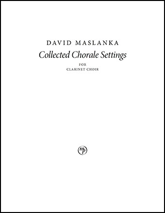 Collected Chorale Settings