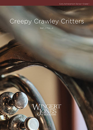 Creepy Crawley Critters