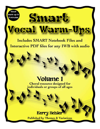 Smart Vocal Warm Ups Vol. 1