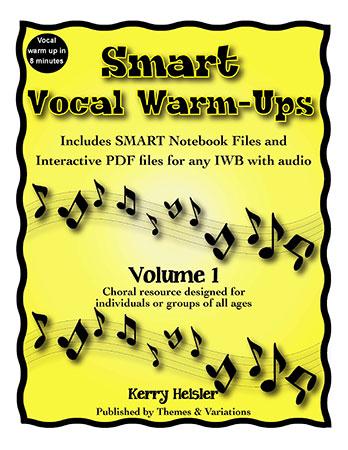 Smart Vocal Warm Ups Vol. 1
