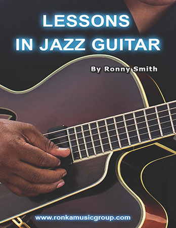 Lessons In Jazz Guitar