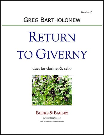 Return to Giverny