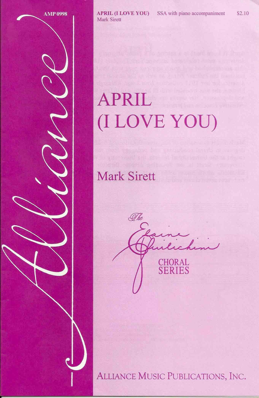 April (I Love You)