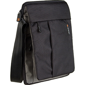 Zip iPad Tablet Messenger Bag
