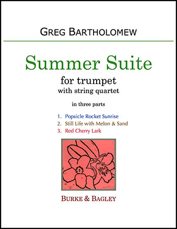 Summer Suite for Trumpet & String Quartet