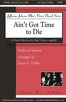 Ain't Got Time to Die Cover
