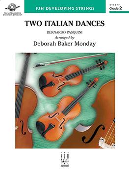 Two Italian Dances