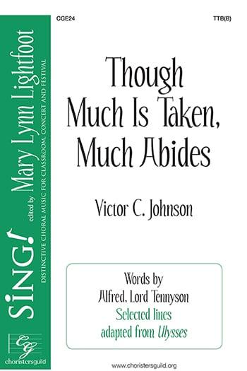 Though Much Is Taken, Much Abides