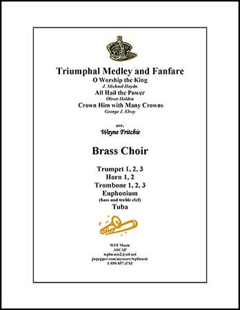 Triumphal Medley and Fanfare