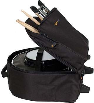 Student Snare Bag with Wheels