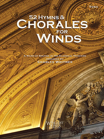 52 Hymns and Chorales for Winds Cover