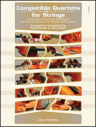 Compatible Quartets for Strings