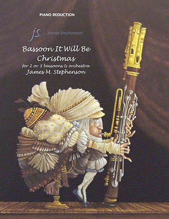Bassoon It Will Be Christmas