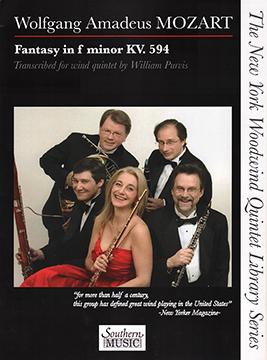 Fantasy in f minor, KV. 594
