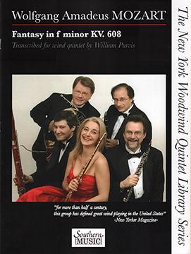 Fantasy in f minor, KV. 608