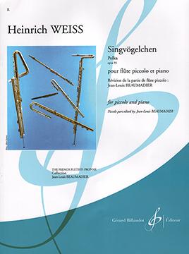 Singvogelchen, Op. 55