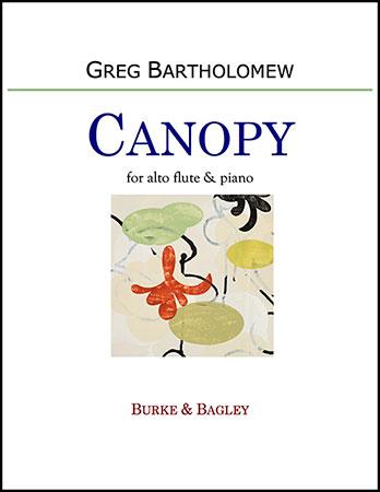 Canopy for Alto Flute & Piano