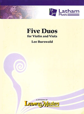 Five Duos for Violin and Viola